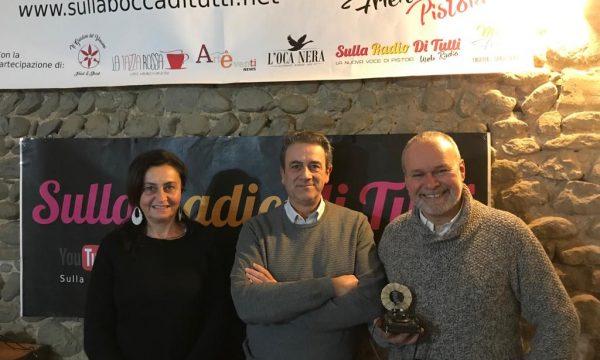 INTERVISTA DI ARTEVENTI SU RADIO PISTOIA WEB