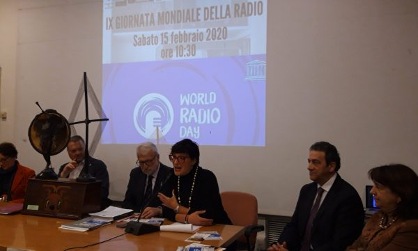 INTERVENTO A AREZZO WORLD RADIO DAY UNESCO