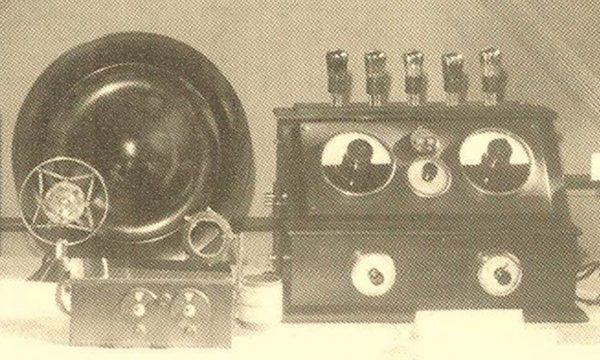 INCREDIBILE MA VERO: A PISTOIA SI FABBRICAVANO RADIO