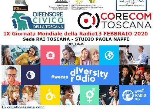 IX GIORNATA MONDIALE DELLA RADIO