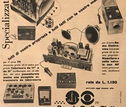 SCUOLA RADIO ELETTRA: UNA SPERANZA