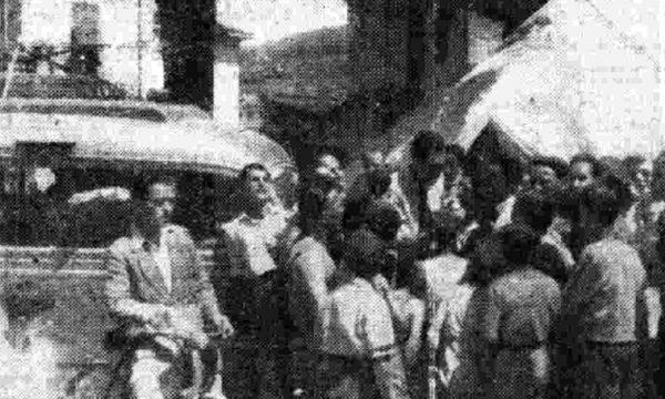 IL TERREMOTO DI SAN SEPOLCRO DEL 1948 ALLA RADIO