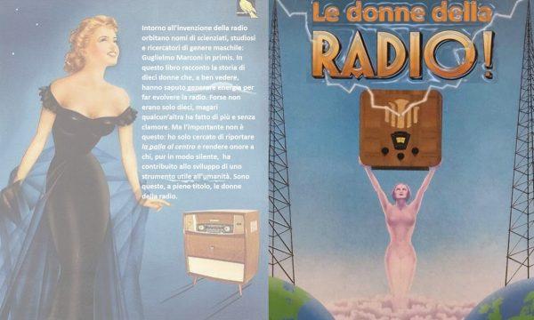 """PRESENTAZIONE LIBRO """"LE DONNE DELLA RADIO"""" SU AMERIA RADIO"""