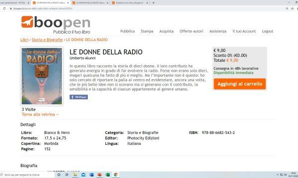 LE DONNE DELLA RADIO – BOOPEN.IT