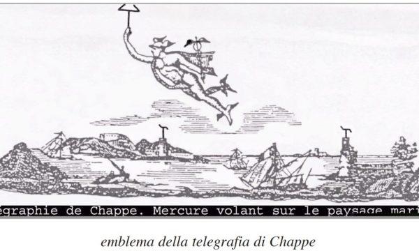 IL TELEGRAFO OTTICO DI CHAPPE – COMUNICARE PRIMA DELLA RADIO – SETTIMA PARTE