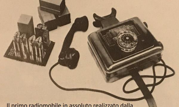 RADIO RACCONTI BREVI: UN TELEFONINO NEGLI ANNI '30