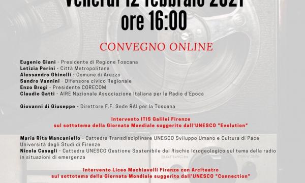 10MA GIORNATA MONDIALE DELLA RADIO – UNESCO