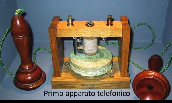 IL TELEFONO : COMUNICARE PRIMA DELLA RADIO – 16MA PARTE