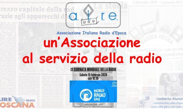 GIORNATA MONDIALE DELLA RADIO 2021 UNESCO