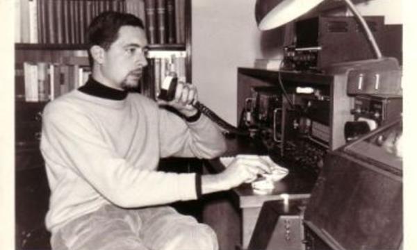 UN AMICO DELLA RADIO: CARLO LUIGI CIAPETTI GIORNALISTA ED APPASSIONATO RADIOAMATORE