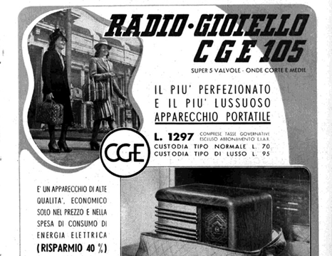 APPROFONDIMENTI SU: LA STORIA DEL RADIOCORRIERE