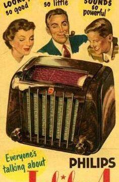 LA BAKELITE E LA RADIO