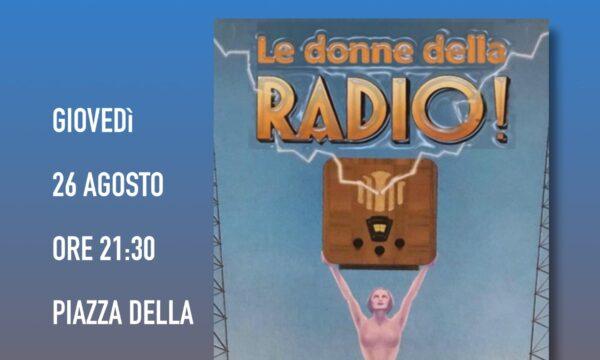 LE DONNE DELLA RADIO: PROSSIMA PRESENTAZIONE DEL LIBRO A MASSA MARTANA IL 26 AGOSTO 2021